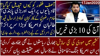 Ghulam Nabi Madni Speaks about current events