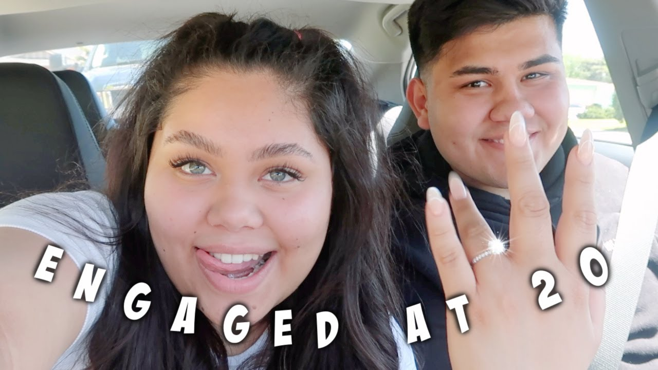 OUR FIRST DAY ENGAGED VLOG 💍