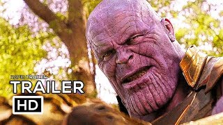AVENGERS: INFINITY WAR Official Trailer #2 (2018) Marvel Superhero Movie HD