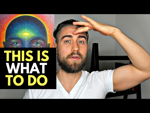The Most Powerful Technique for Opening the Third eye and Activating the Pineal Gland