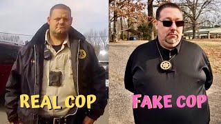 Arkansas Police Impersonator's Arrest Recorded By His Own Body Camera