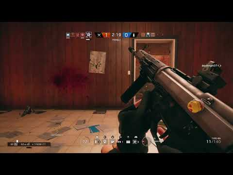 Some killshots through walls 01