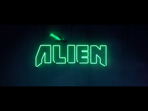 DIE ANTWOORD ft. The Black Goat 'ALIEN' (Official Video)