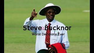 Steve Bucknor