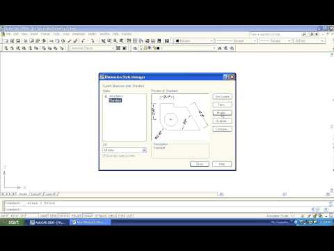 Autocad - How to get dimensions in inches only