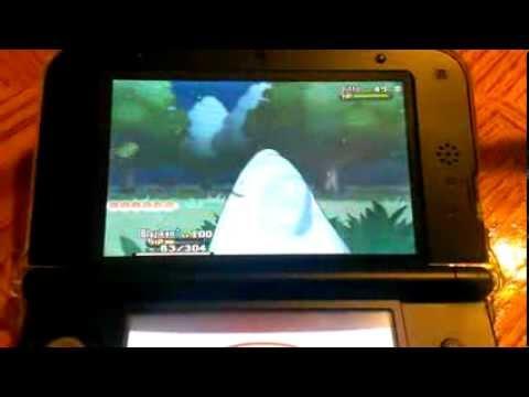 Pokemon Y PokeRadar Chain: Shiny Ditto