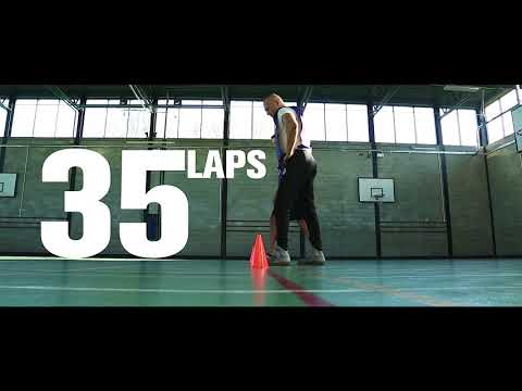 Lancashire Police officer fitness test - bleep test - Can you keep up with a cop?