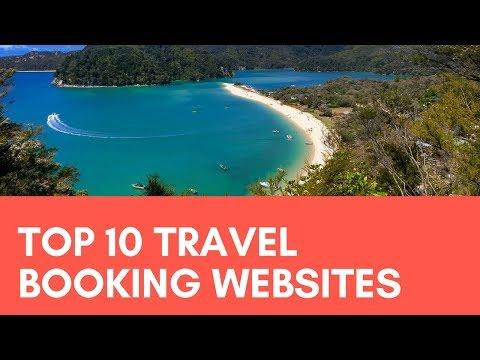 Top 10 Travel Booking Websites | Best Travel Sites