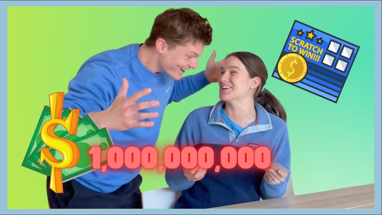 WE WON 1 MILLION DOLLARS!!! | The Herbert's