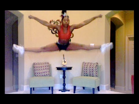 Cheerleading: How To Improve Jumps
