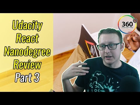 Why I Stopped Learning React | Udacity React NanoDegree Review Part 3 Final Update