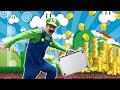 How Luigi Makes Money In Real Life Super Mario Bros