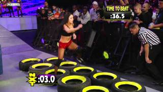 WWE NXT: NXT Rookie Diva Challenge: Obstacle Course