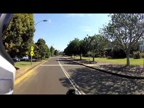 CaptainCranky 7 (Part 1) - Getting your motorcycle licence in NSW Australia