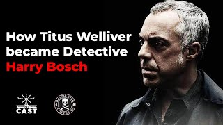 Download How Titus Welliver got the role of detective Harry Bosch Video