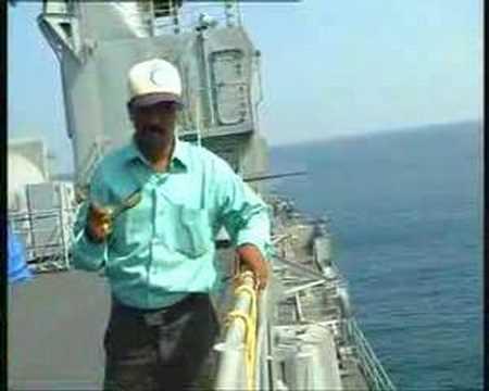 SHAFI AT SEA 5