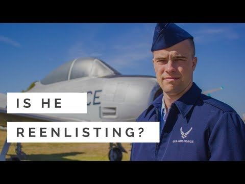 Is My Husband Reenlisting? [Military Spouse Guides]