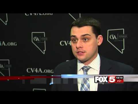 Dan Caldwell | KVVU-TV's interview on Nevada Town Hall