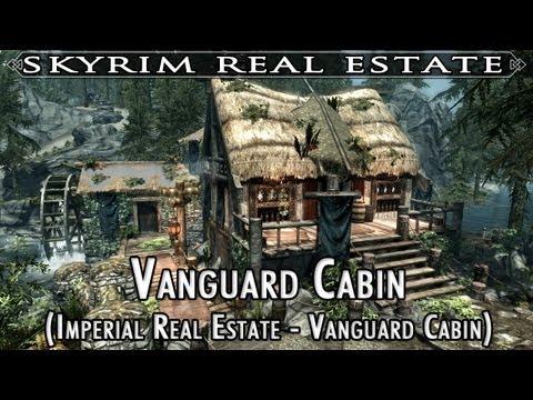 Skyrim Real Estate: Vanguard Cabin (Imperial Real Estate - Vanguard Cabin)