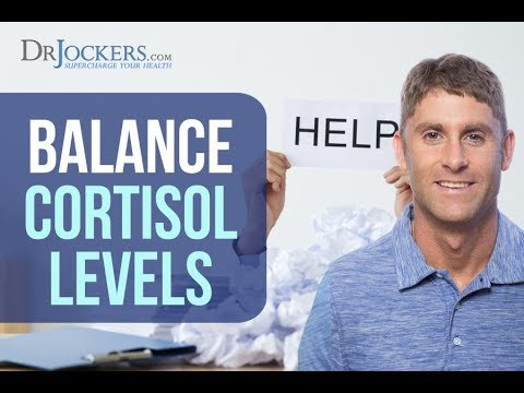 7 Ways to Balance Cortisol Levels