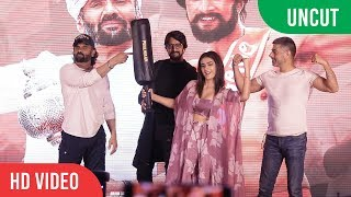 UNCUT - Pehlwaan Official Trailer Launch | Kichcha Sudeepa, Suniel Shetty And Aakanksha