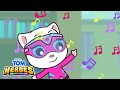 Talking Tom Heroes Beat The Raccoon Episode 2