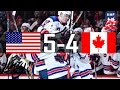 Canada Vs USA 2017 Gold Medal Game IIHF World Junior Championship TSN Jan 5 2017