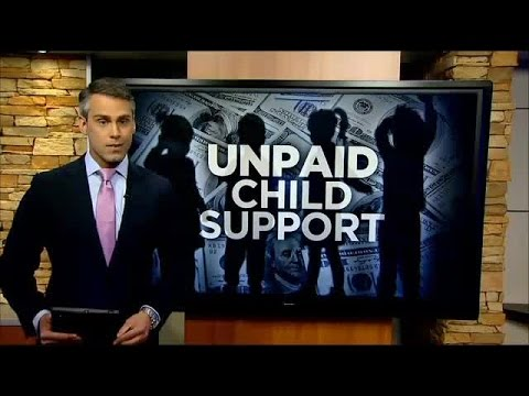 Lack of child support payments hurts NC kids