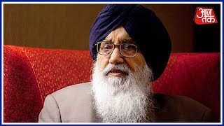 Exclusive Interview Of Parkash Singh Badal:  Why Would Contest Against Badal Senior captain?