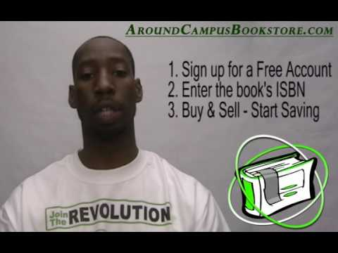 Buy & Sell New - Used Textbooks to students on your Campus!