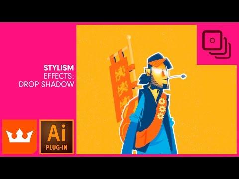 STYLISM | Effects: Drop Shadow