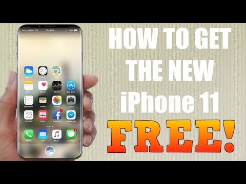 How to get the NEW iPhone 11 for FREE! (Tips & Tricks)