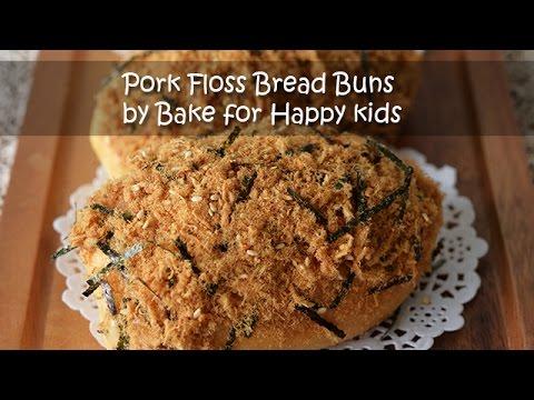Like BreadTalk or BreadTop Soft Pork Floss Bread