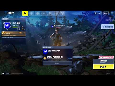 How to check your Fortnite stats on mobile IOS