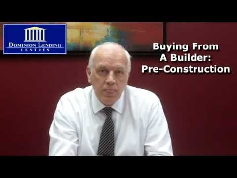 Home Construction Financing - Buy New From Builder