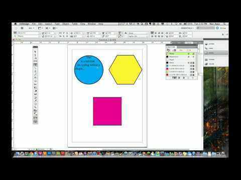 InDesign CC tutorial: Inserting special characters | lynda com