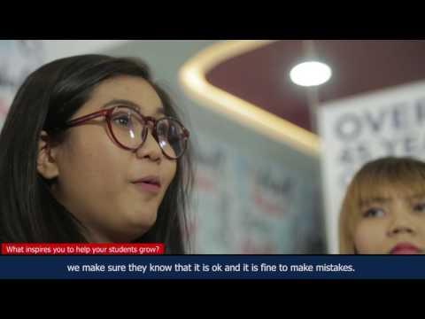 Meet the Wall Street English Myanmar Team