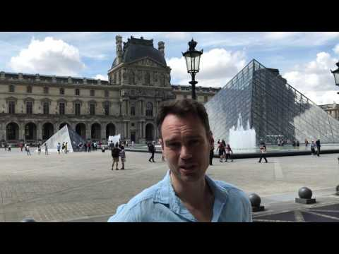 Thank You From Paris - Over 400,000 Subscribers! (Michael Sealey Hypnosis & Meditation Channel)