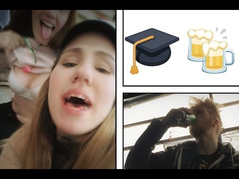 Graduated and Drunk