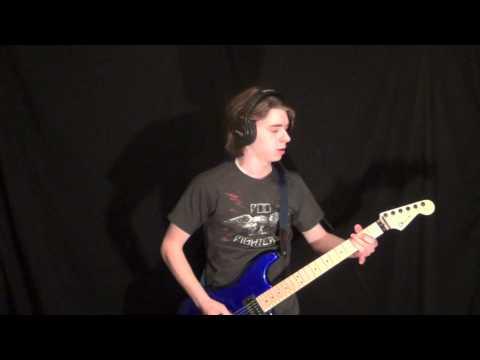 Juke Box Hero Foreigner Guitar Cover Jukebox Hero Guitar Cover