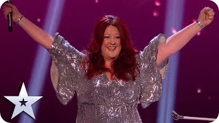 Mum's the word for Siobhan Phillips | The Final | BGT 2019