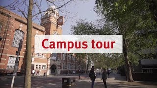 Download City, University of London: Campus tour Video