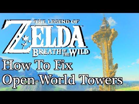 How Legend of Zelda: Breath of the Wild Fixes