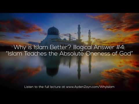 Why is Islam Better? Illogical Answer #4: