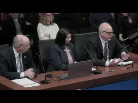 CCC Board of Governors Meeting | March 2018, Part A