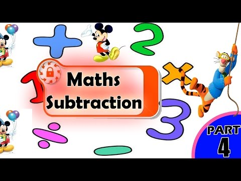 Subtraction Techniques for Kids | How to Teach Kids Subtraction | Easy way to Teach Subtraction