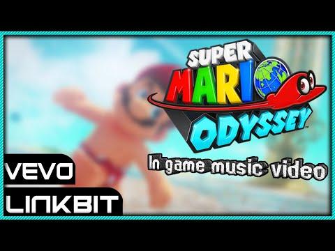 Super Mario Odyssey In game Music video!