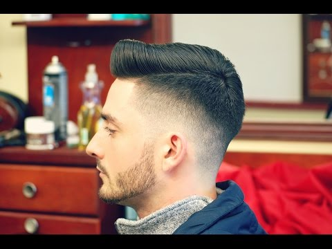 How to Do a Low Fade With a Hard Part Step by Step