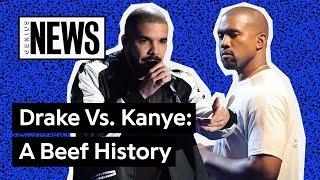 A Timeline Of Drake & Kanye West's Beef | Genius News