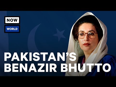 The Rise And Fall Of Pakistan's Benazir Bhutto | NowThis World